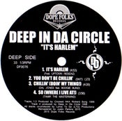 "Image of DEEP IN DA CIRCLE ""IT'S HARLEM"" EP"