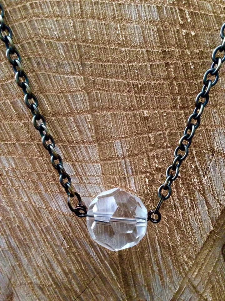 Image of K.I.S.S. Necklace