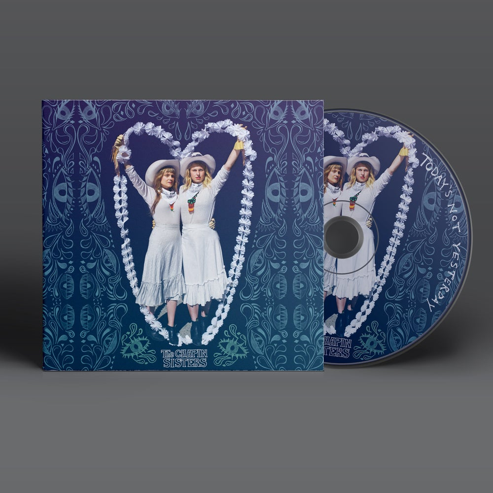 Image of TODAY'S NOT YESTERDAY (CD)