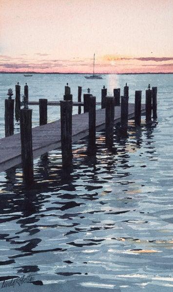 Image of Sunset Sail