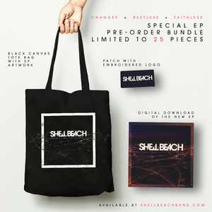 "Image of ""CHANGES x RESTLESS x FAITHLESS"" EP PRE-ORDER PACKAGE [12 EUR / 3800 HUF]"