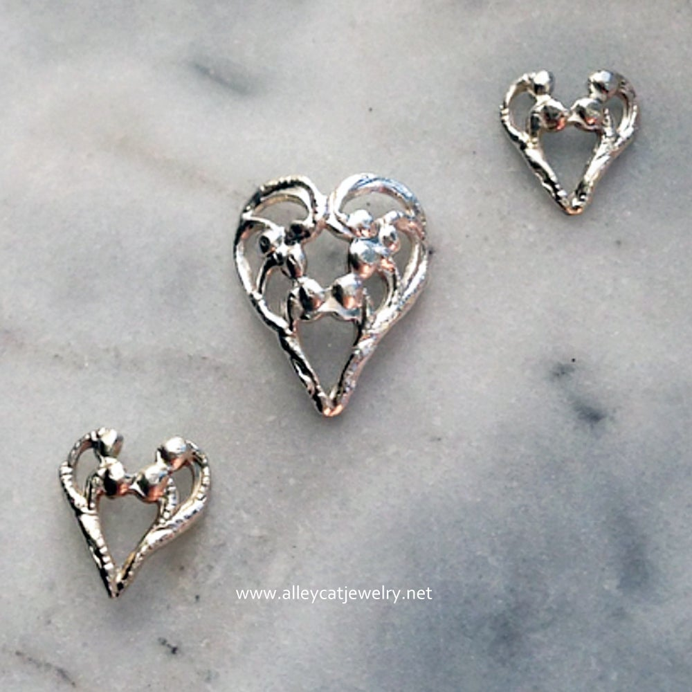 Image of Lace Heart Pack
