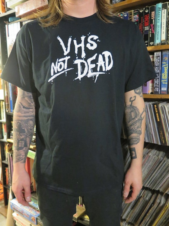 Image of VHS NOT DEAD