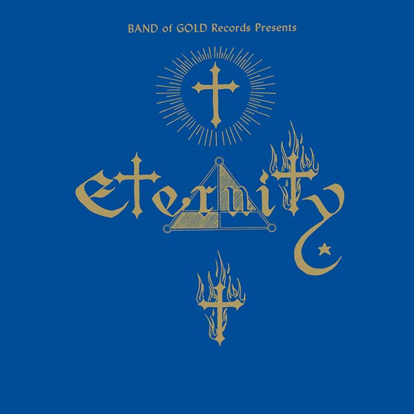 Image of 'Eternity' LP (GKL002) ALL EDITIONS