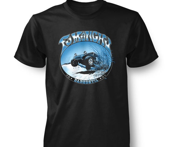 "Image of ""daredevil"" shirt"