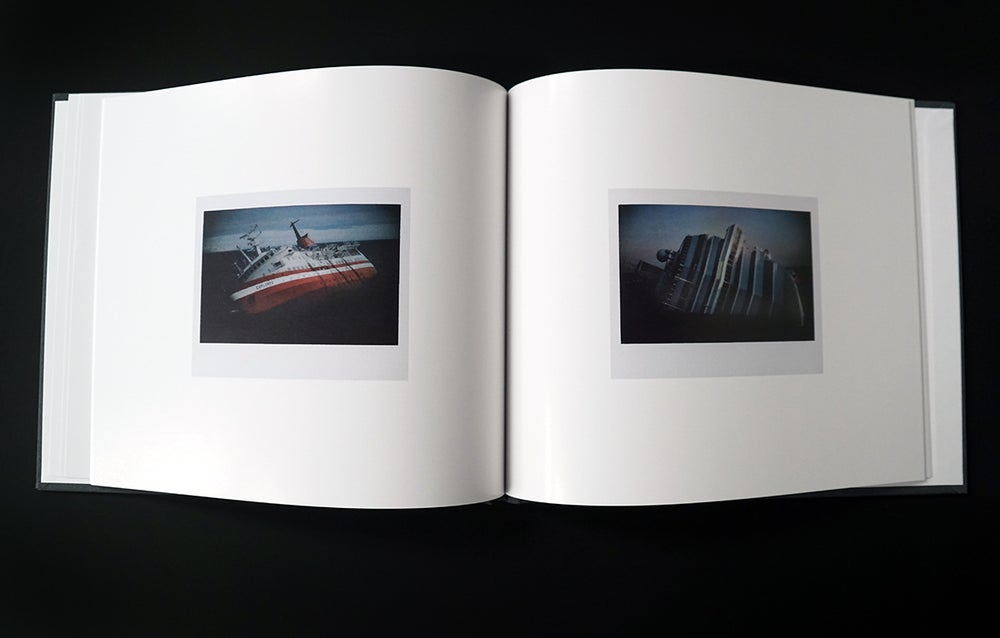 """Image of """"SOS, 2016"""" - Limited Edition Artist Book - Edition of 26"""