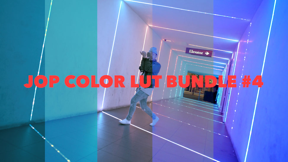 Image of JOP LUT BUNDLE #4