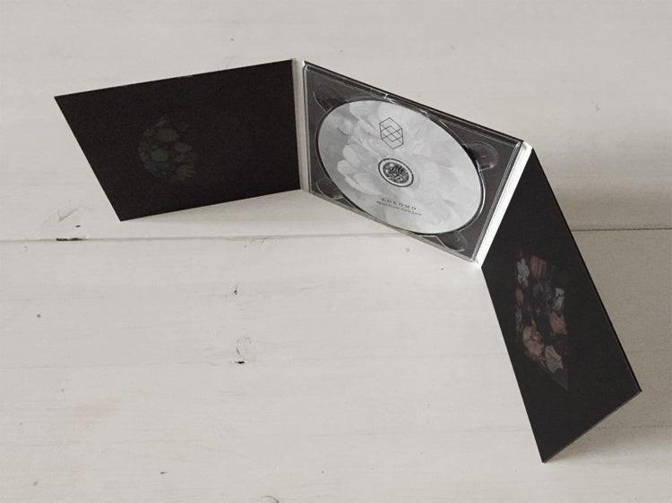 Image of Monochrome Noise Love CD