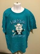 Image of Turquoise Fiddlesticks Children's T-Shirt