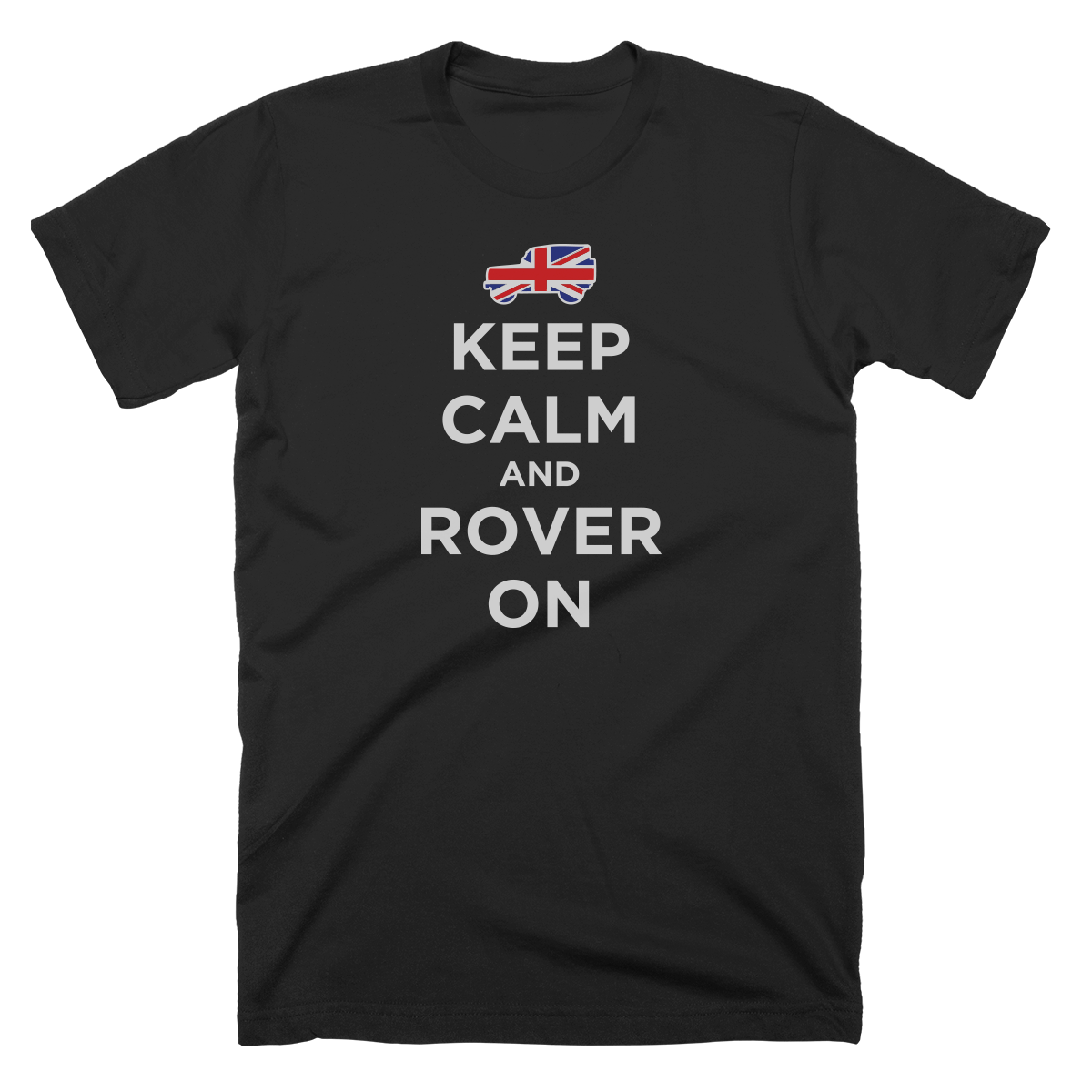 Image of Keep Calm and Rover On