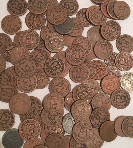Image of Wolftits Coins