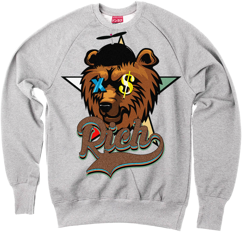 Image of Rich Grizzly
