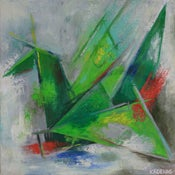 Image of Vilem's Dragon - Origami Crane