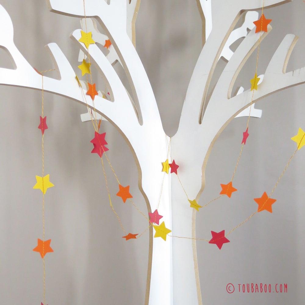 Image of Guirlande petites étoiles