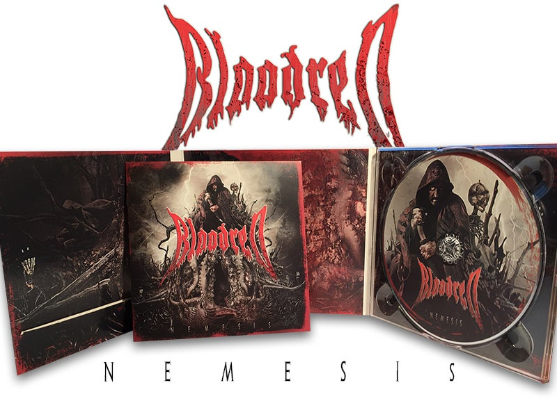 Image of BLOODRED - Nemesis
