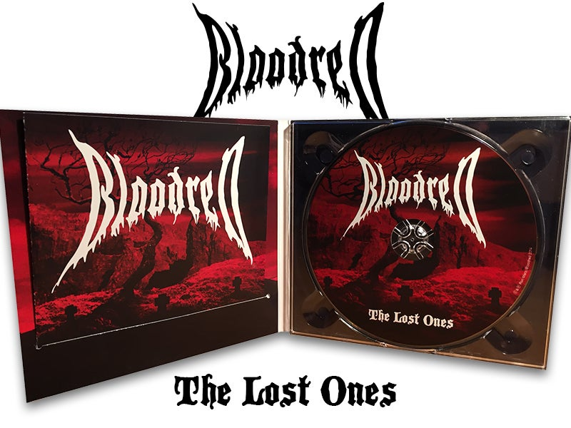 Image of BLOODRED - The Lost Ones (EP)