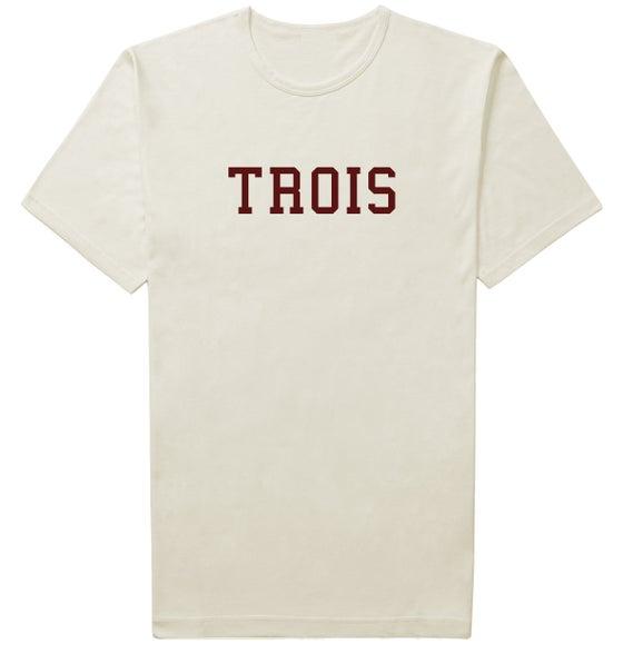 "Image of ""Trois"" Tee"
