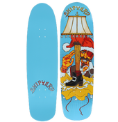 "Image of Shipyard Skates ""Pirate Love"" holiday deck"