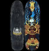 "Image of Shipyard Skates ""Sinking Death"" deck"