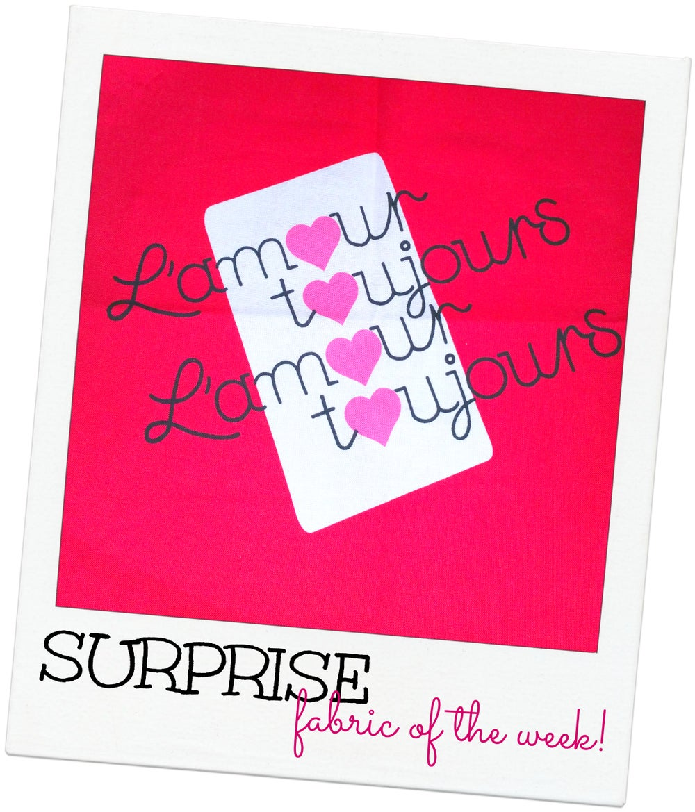 Image of SURPRISE Dress of the week! Valentines Day!!!