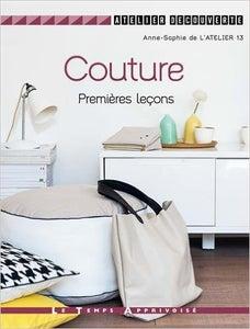 Image of PREMIERES LECONS DE COUTURE