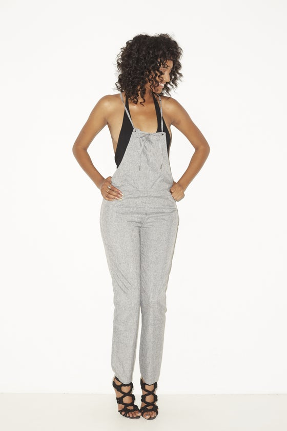 Image of Hey Girl Overalls