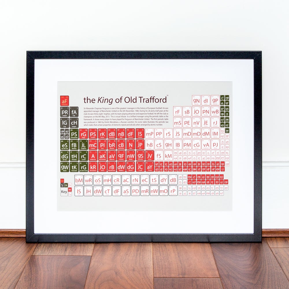 Image of Manchester United - the King of Old Trafford