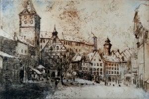 Image of Winter in Nuremburg, Germany