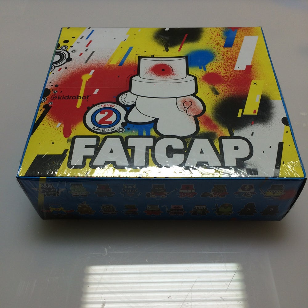 Image of Fatcap Series 2 AP Case (full set)