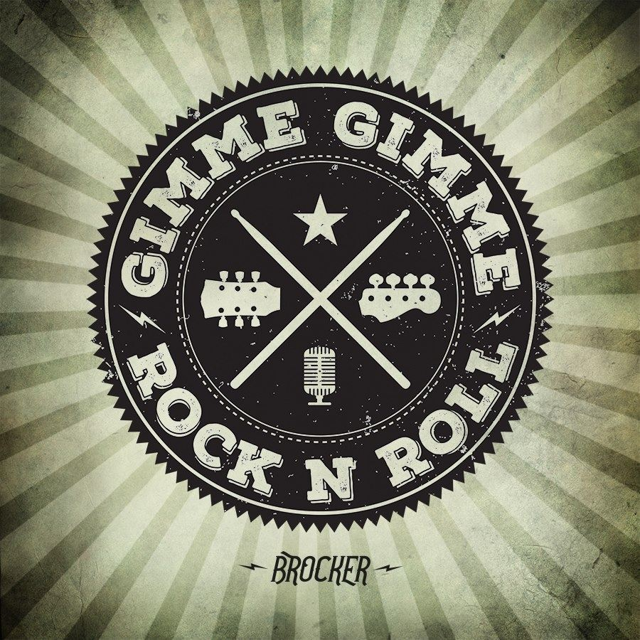 Image of Gimme Gimme Rock N' Roll (Single)