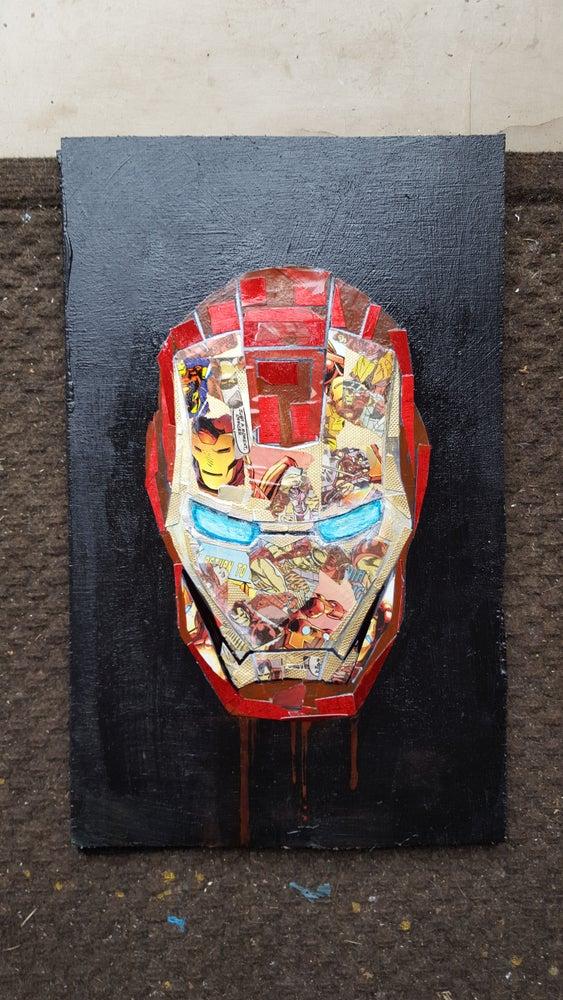 """Image of """"Iron Mask #2"""""""