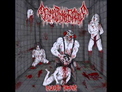 Image of Decomposition of Entrails - Perverted Torments