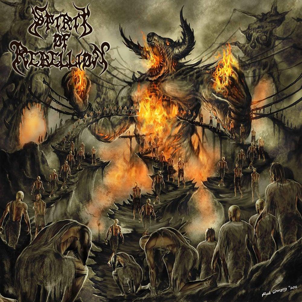 Image of Spirit of Rebellion - The Enslavement Process