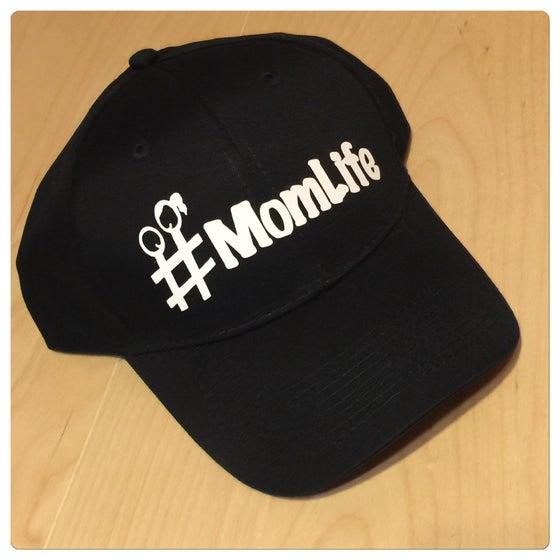 Image of #MomLife Classic Cap