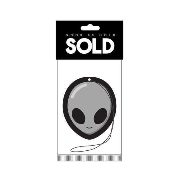 Image of Alien (Grey)