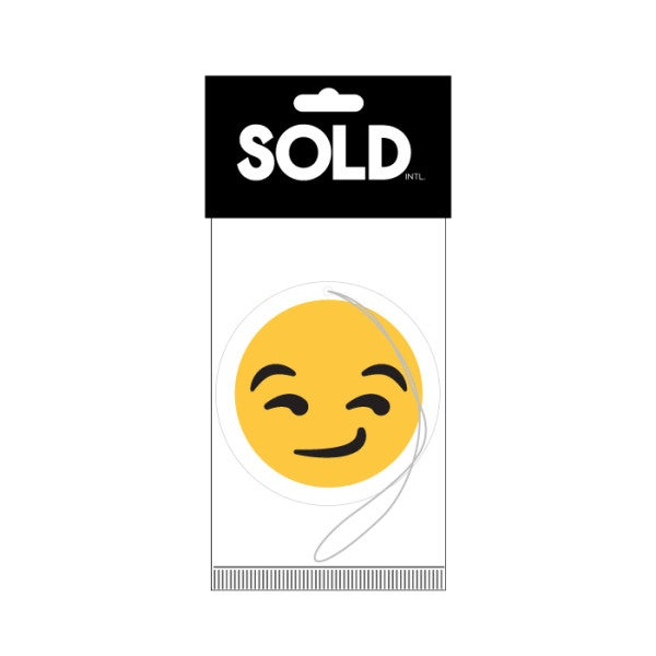 Image of Emoji - Smirk