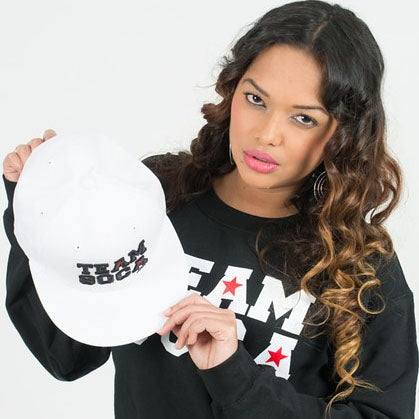 Image of TeamSoca.com Crewneck Sweatshirt