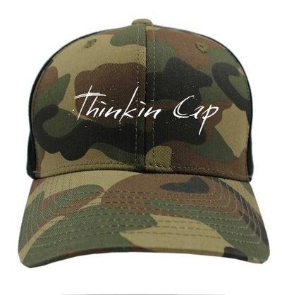 """Image of """"Camo"""" Thinkin Cap"""
