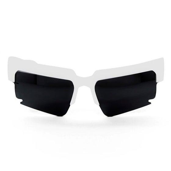 Image of SUPERVISION Sunglasses - White