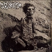 "Image of WARSORE / SOIL OF IGNORANCE - SPLIT 7"" EP (BLUE VINYL)"