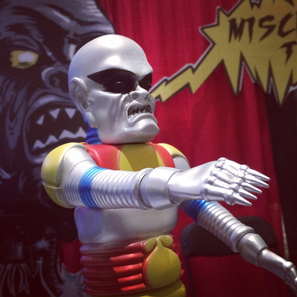 Image of Jet Jaguar Style Iron Monster by Dski-one