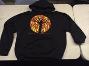 "Image of ""Stained Glass Tree"" Pullover Hoodie"