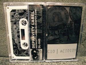 Image of C10-Acidity C40