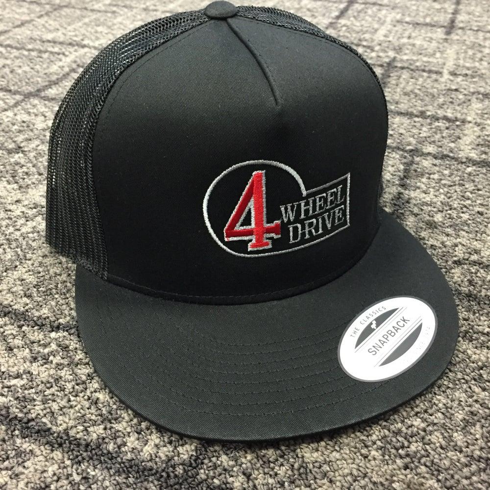 Image of 4 WHEEL DRIVE FJ40 Hat