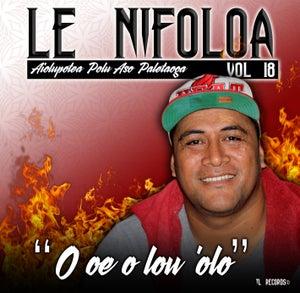 Image of LE NIFOLOA CD VOL 18