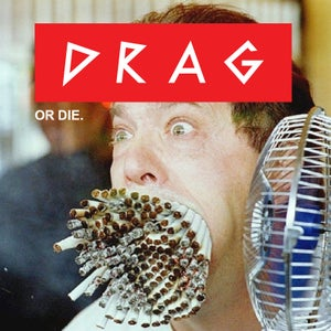 Image of DRAG OR DIE STICKER