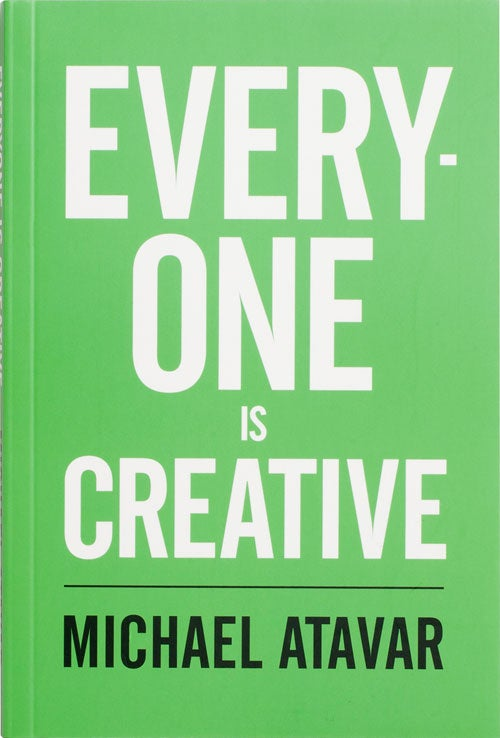 Image of Everyone Is Creative