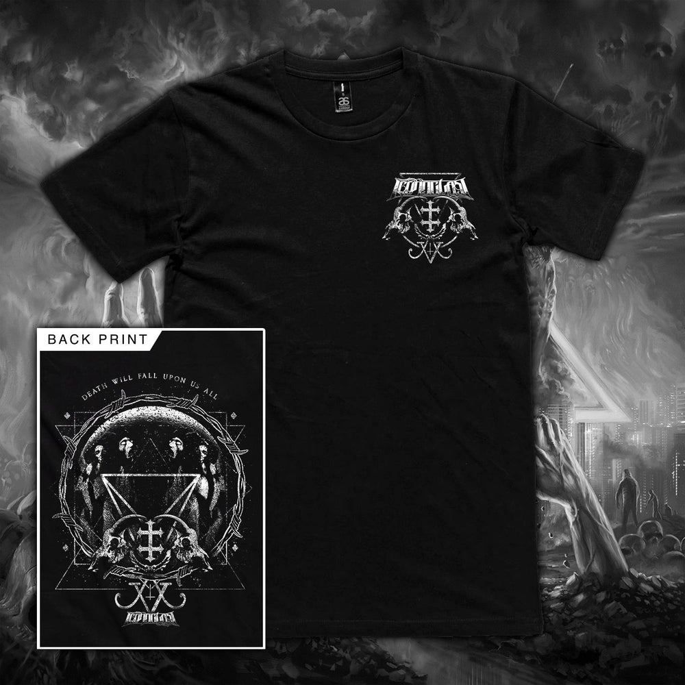 Image of VIRUS OF FAITH T-SHIRT