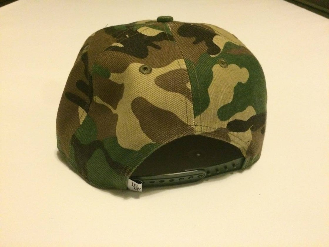 Image of Original Don't Flop Vs Everybody Snapback | Camouflage