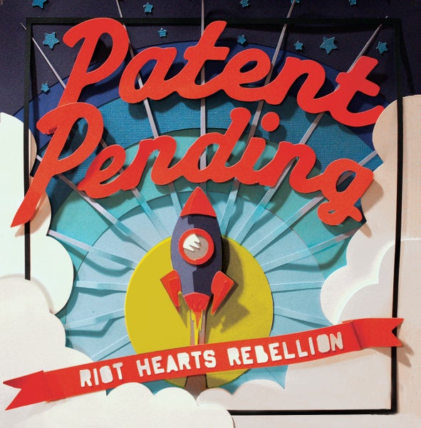 """Image of """"Riot Hearts Rebellion"""" CD"""